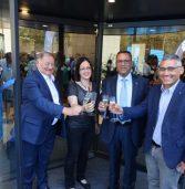 """סינמדיה מתחדשת במשרדים חדשים בירושלים: שבע קומות בשטח 10,000 מ""""ר"""