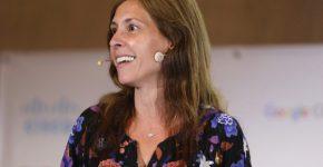 שירה קמחי, מובילת קבוצת דיגיטל אנטרפרייז, גוגל קלאוד ישראל. צילום: ניב קנטור
