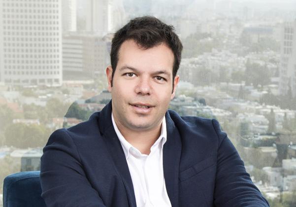 """תום ליבנה, מנכ""""ל ומייסד ורביט. צילום: שלומי יוסף"""