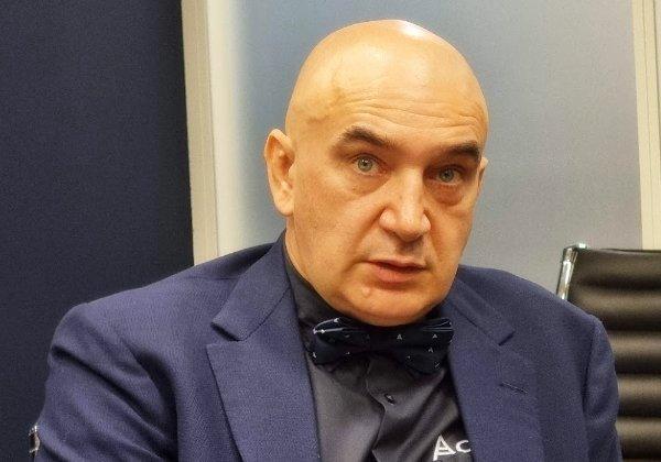 סרגיי בלאוסוב, מייסד ושותף חברת הגנת הסייבר אקרוניס. צילום: פלי הנמר