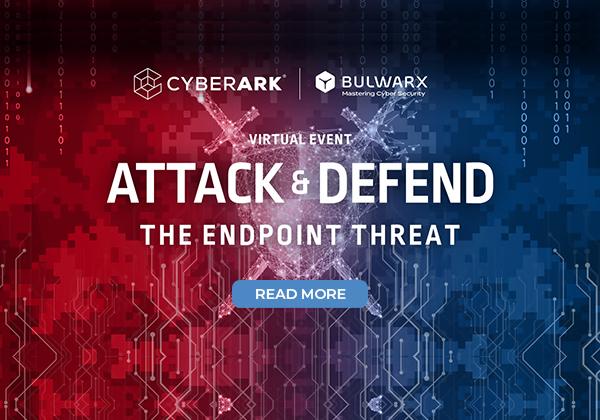 וובינר Attack & Defend של סייברארק