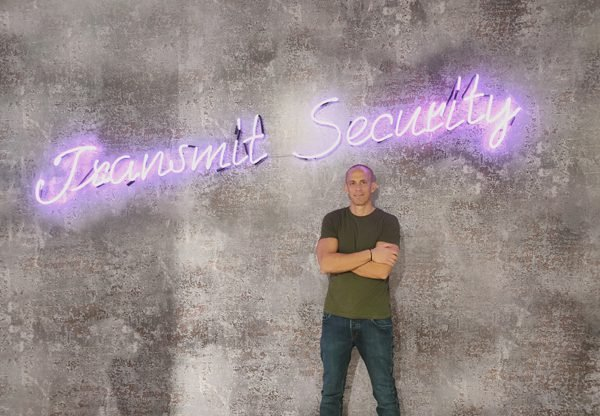 """מיקי בודאי, ממייסדי ומנכ""""ל טרנסמיט סקיוריטי. צילום: עומרי אראל"""