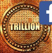 שוויה של פייסבוק חצה לראשונה את רף טריליון הדולר