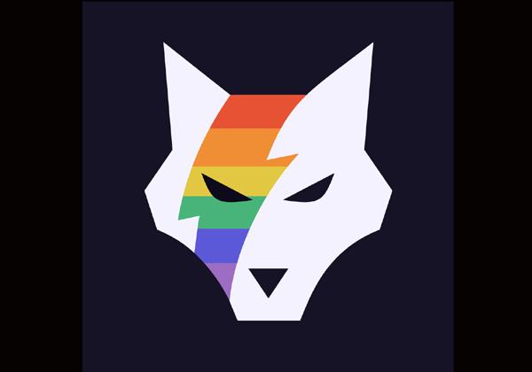 הלוגו הגאה של אוברוולף