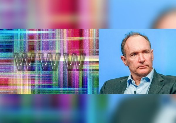 סר טים ברנרס-לי, ממציא האינטרנט. צילום: עיבוד תמונות מ: BigStock