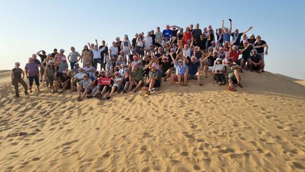 בדרך למאדים עוצרים בדובאי