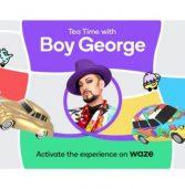 לכבוד חודש הגאווה: ווייז מציעה לנהגים ניווט בקולו של בוי ג'ורג'