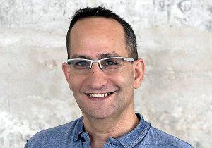 "אליק עציון, סמנכ""ל השקעות הסייבר באלרון. צילום: יח""צ"