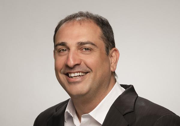 """אלי מטרה, סמנכ""""ל השיווק והמכירות של MedOne. צילום: פיני סילוק"""