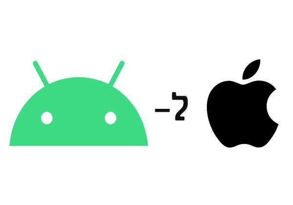 לעבור מ-iOS ל-Android