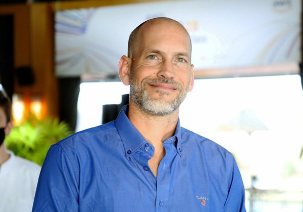 ג'וני פישביין, מנהל אבטחת מידע גלובלי, צ'ק פוינט. צילום: ניב קנטור