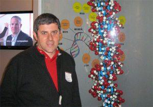 """מיכאל נחום, מנהל מערכות המידע של בלדי. צילום: יח""""צ"""