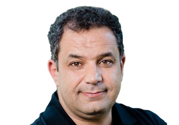 רידא מסארואה, סגן נשיא בארגון הבינוי העולמי של אינטל - ובאינטל ישראל. צילום: דוברות החברה
