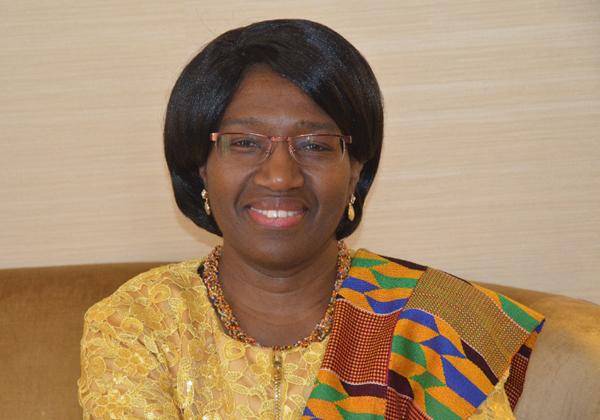 שגרירת גאנה בישראל, חנה ניארקו. צילום: באדיבות השגרירות