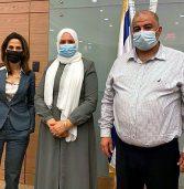 פרקש הכהן ועבאס סיכמו על תוכנית לשילוב החברה הערבית בהיי-טק