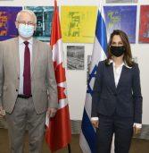 מגעים בין ישראל לקנדה לחידוש פעילות הקרן המשותפת למחקר ולחדשנות