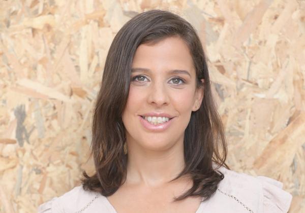 אפרת בריט מרום, מנהלת מרכז החדשנות והיזמות של עיריית הרצליה. צילום: נמרוד גליקמן