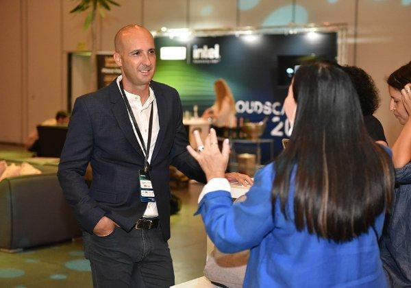 רמי קורן, מנהל ארגון השותפים העסקיים בנוטניקס ישראל. צילום: עמית אלפונטה