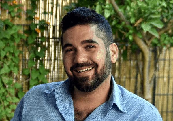 "דן חכימי, סמנכ""ל פיתוח עסקי בסייבינט ומנהל תוכנית סייבר אימפקט. צילום: יח""צ"