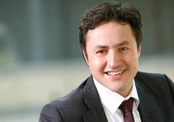 """פרנצ'סקו קווארו, סגן נשיא לאזור איטליה, מרכז ומזרח אירופה, בחטיבת ה-IT של שניידר אלקטריק. צילום: יח""""צ"""