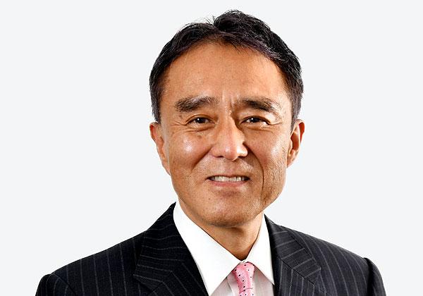 """שיניצ'י יוקוהומה, סגן נשיא בכיר לאבטחת מידע ואמון וה-CISO של NTT. צילום: יח""""צ"""
