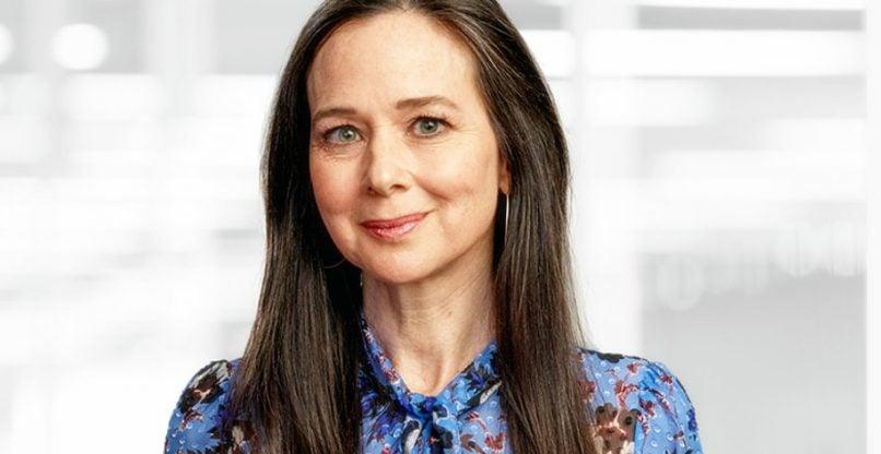 ג'ן איסטרלי ראשת הסוכנות לאבטחת סייבר ותשתיות במשרד להגנת המולדת. צילום: אתר מורגן סטנלי