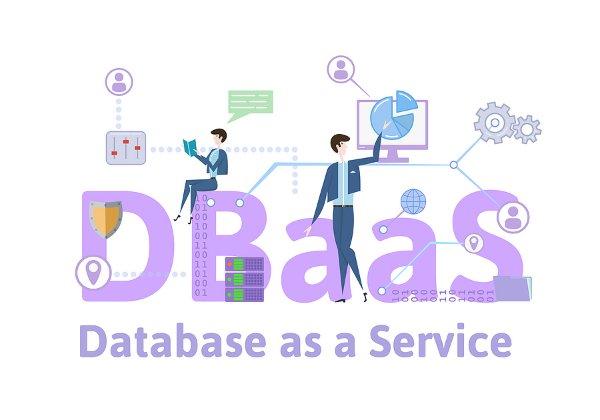 DBaaS – בסיסי נתונים כשירות. איור: BigStock