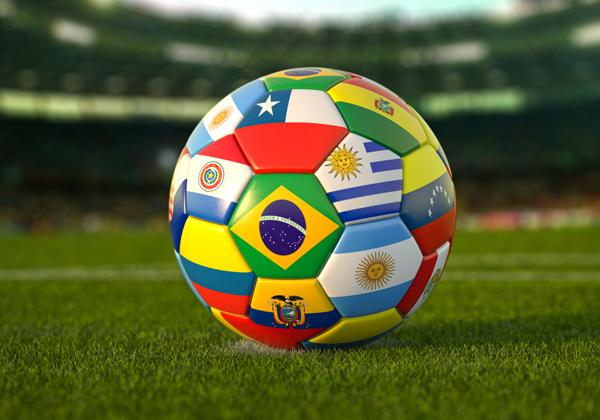 ברזיל וארגנטינה במרכז הקופה אמריקה. צילום אילוסטרציה: BigStock