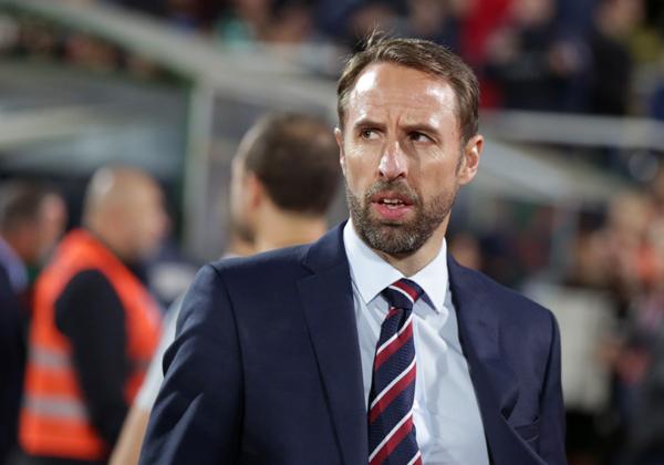 מאמן נבחרת אנגליה, גארת' סאות'גייט. צילום: BigStock