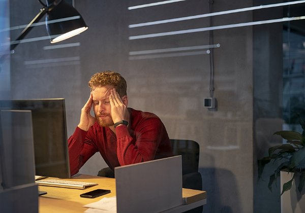 הפחתה משמעותית של כאבי הראש של המנמ''ר. צילום אילוסטרציה: BigStock
