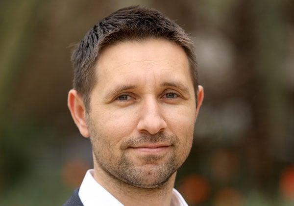 גיל ליסוביץ', מנהל פיתוח עסקי בארמיס. צילום: חן גלילי