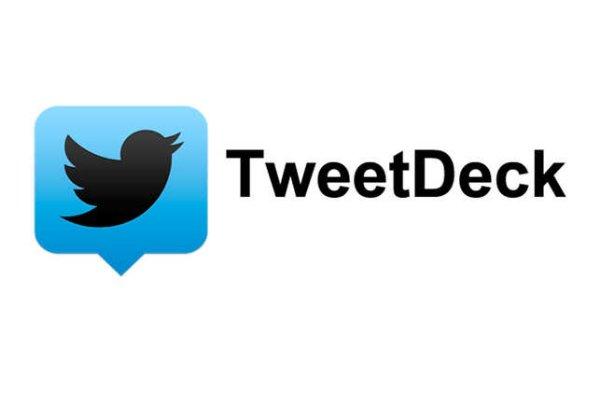 משתדרגת. אפליקציית TweetDeck