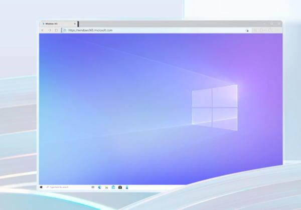 Windows 365. מקור: מיקרוסופט
