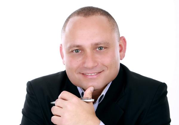 אבנר ברק, מנהל חטיבת הבקרה של אפקון. צילום פרטי