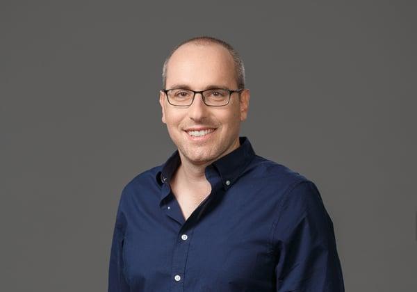"""אורי בייטלר, מייסד ומנכ""""ל פליופס. צילום: בני גם זו לטובה"""