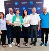 אינטל ציינה את הנחת אבן הפינה למרכז ההיי-טק הגדול שלה בחיפה