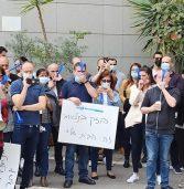 מחריפים את המאבק: עובדי פלאפון ובזק בינלאומי נוקטים שביתה חלקית