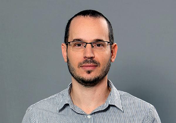 יאיר ברעם, דירקטור בכיר, מנהל פיתוח שבבים לתחום ה-SSD ומנהל אתר עומר בווסטרן דיגיטל ישראל. צילום: יפעת גולן