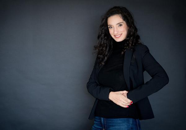 """מאיה אזולאי, סמנכ""""לית פיתוח תאגידי ב-Venn. צילום: נופר תגר"""