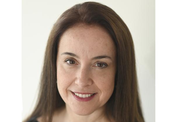 """נועה אשר, מנכ""""לית מעבדת החדשנות של NTT בישראל. צילום: עינת דון"""