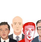 עשירי העולם של פורבס לשנת 2021: 660 מיליארדרים חדשים; ג'ף בזוס כבר לא
