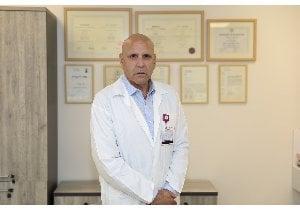 """פרופ' גיל סוירי, מנהל מחלקת נוירוכירורגיה ברמב""""ם. צילום: דוברות רמב""""ם"""