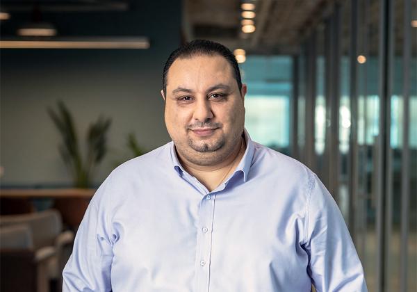 """ראובן (רובי) ארונשוילי, מייסד ומנכ""""ל CYE. צילום: יוקאן סטודיו"""