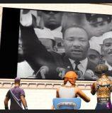 """נאום """"יש לי חלום"""" של מרטין לותר קינג הגיע לפורטנייט"""