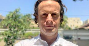 """אלון סבן, סמנכ""""ל הפיתוח התאגידי בחברת האב סקיוריטי. צילום: פרטי"""
