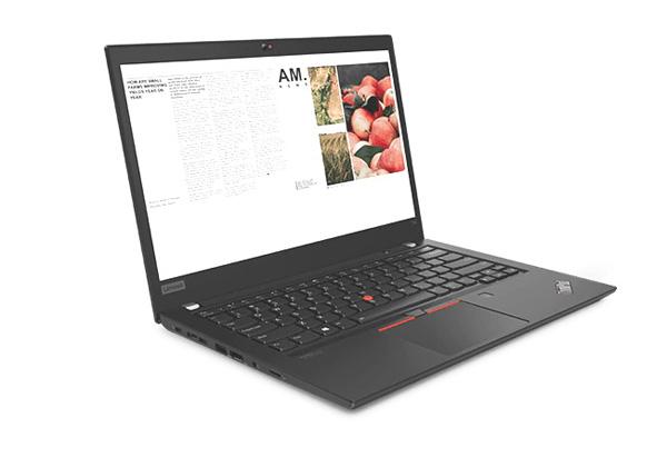 """ThinkPad T14 Gen 2 של לנובו. סוס עבודה. צילום: יח""""צ"""
