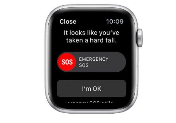 ישאל אם אתם בסדר ואם לא יזעיק עזרה. ה-Apple Watch. צילום: אפל
