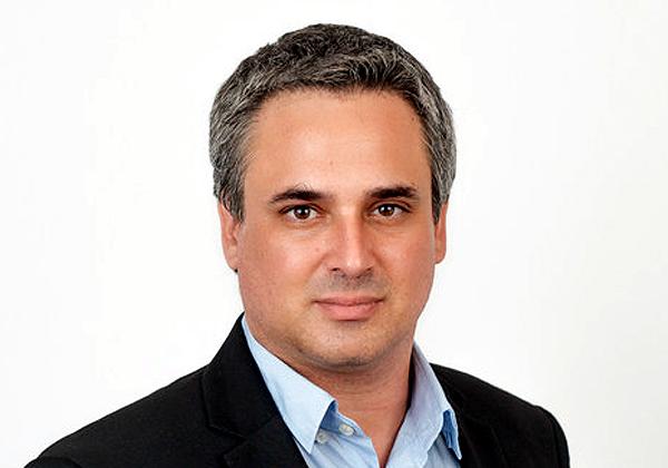 """ינון שרוני, מנהל מחלקת לימוד מכונה ובינה מלאכותית ביוטיליס. צילום: יח""""צ"""