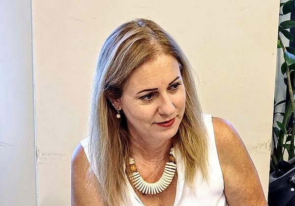 מירב קינן, מנכ''לית איגוד חברות ההיי-טק בהתאחדות התעשיינים. צילום: פלי הנמר