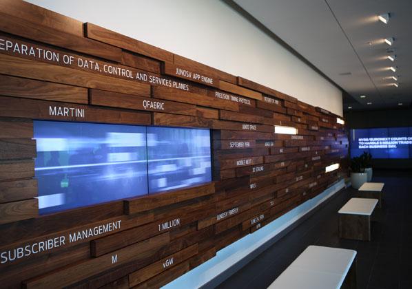 משרדי ג'וניפר נטוורקס. צילום: ג'וניפר נטוורקס
